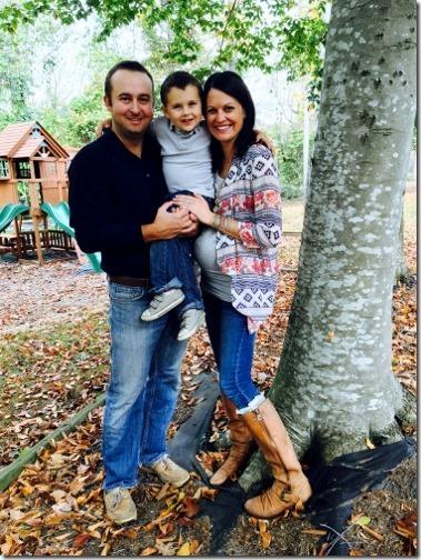 family photo pregnancy 2