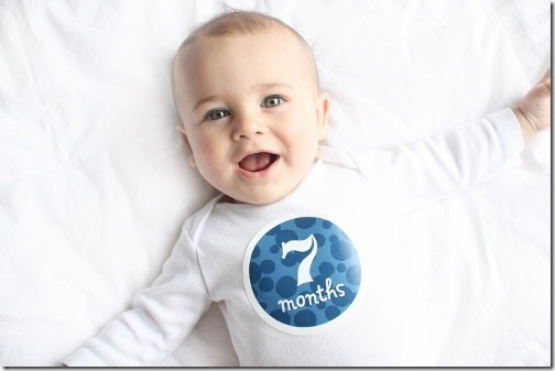 7 month baby update