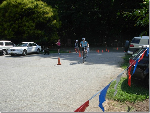 bike finish