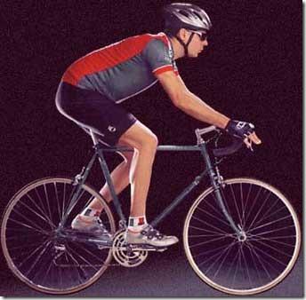 proper bike fit
