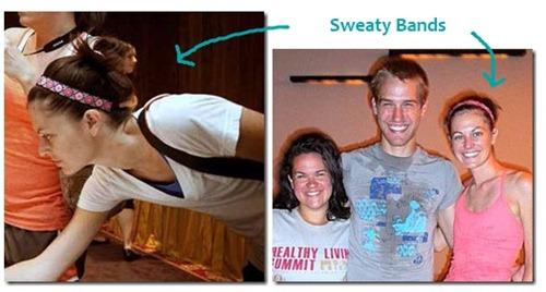 sweaty bands