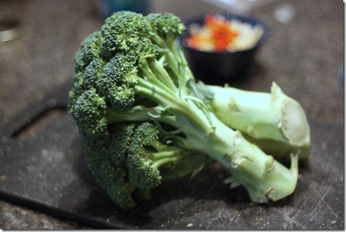 brocoli bunche