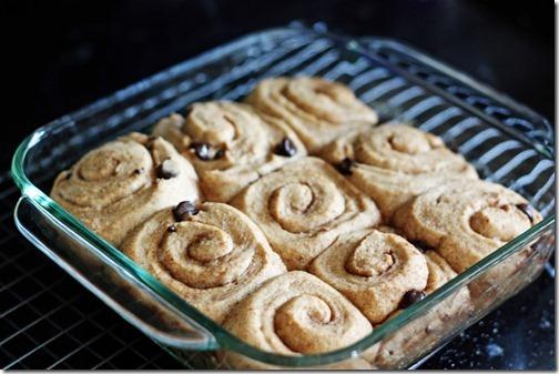 sweet bun recipe