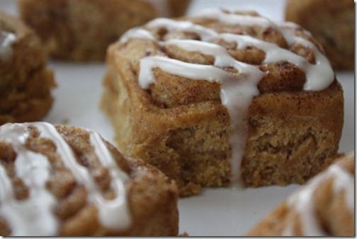 vegan cinnamon roll recipe