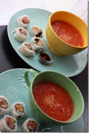 thai and sushi