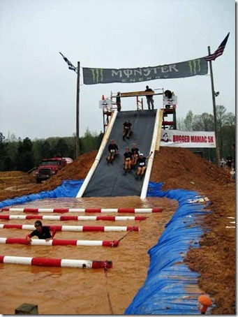 giant mud slide