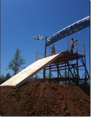 rugged maniac course construction