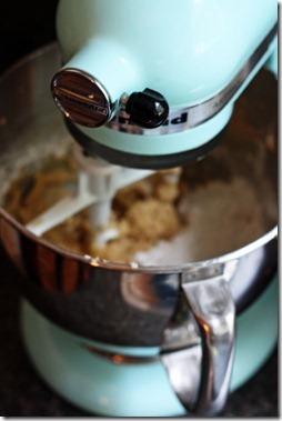 kitchen aid stand mixer ice blue