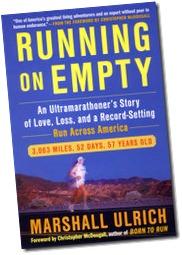 running on empty marshall ulrich