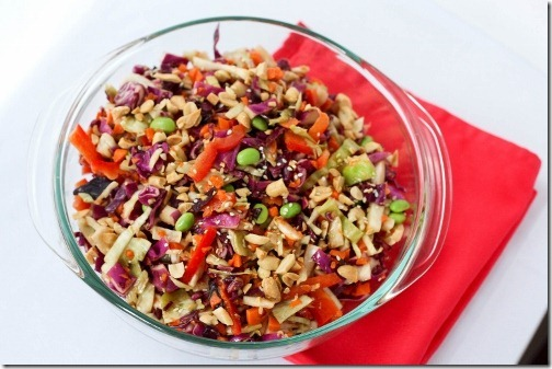 vegan asian slaw recipe