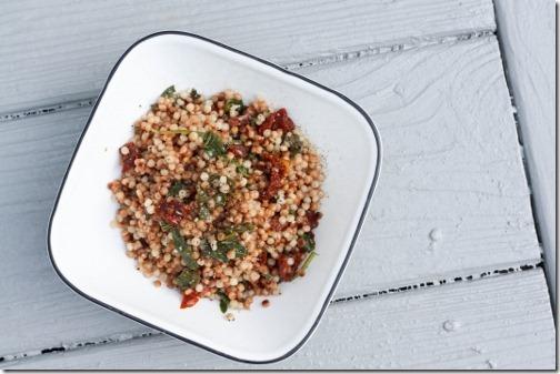 couscous sun dried tomato recipe