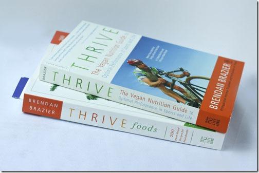 brendan brazier books vegan nutrition