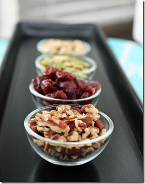 healthy granola snack