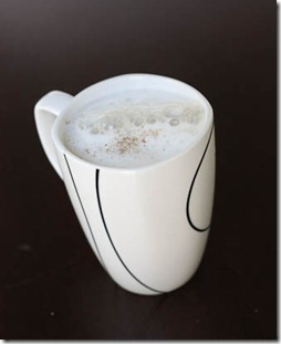 coffee froth at home
