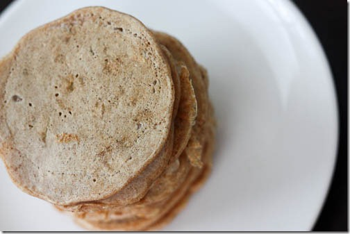 Dairy free buttermilk pancakes recipe