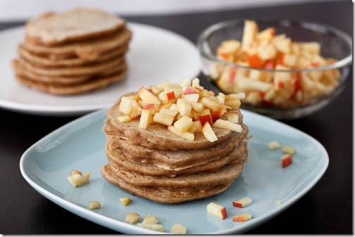 buttermilk apple pancake recipes