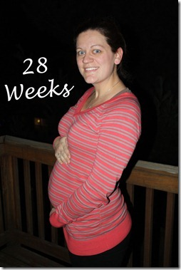 tummyweek28
