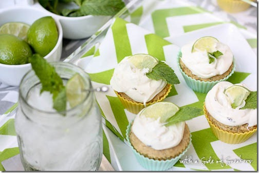 coconut pineapple cupcakes