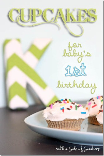 first birthday cake recipe