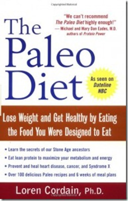 the paleo diet loren cordain