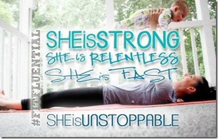 SHEisSTRONG