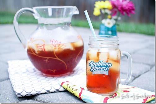 brew sweet tea