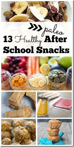 13 paleo after school snacks