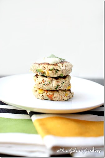 paleo tuna cakes recipe