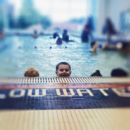 preschool swim lessons