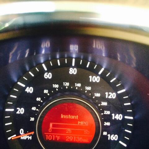 100 degree june