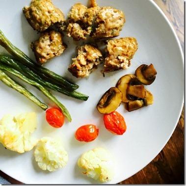 preschool food plate