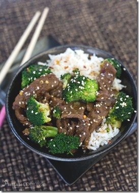 beef and broccoli instant pot