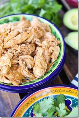 chili lime chicken instant pot