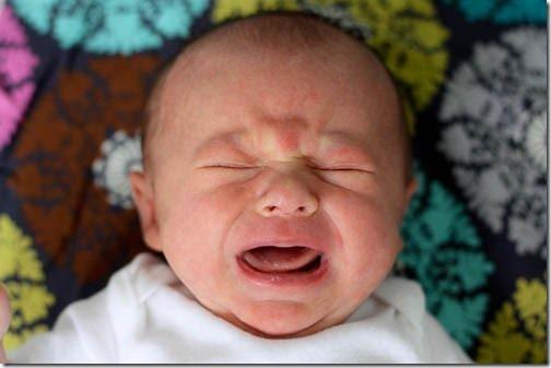 baby crying food sensitivities