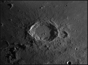 ASI120MM Moon