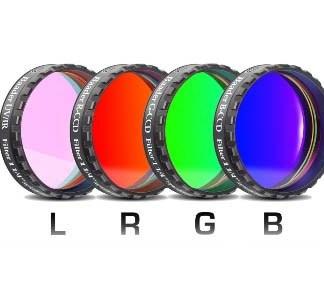 Baader LRGB filter set