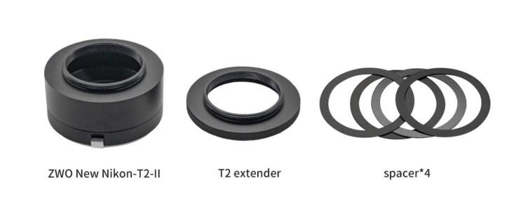 ZWO-New-Nikon-T2-Ⅱ