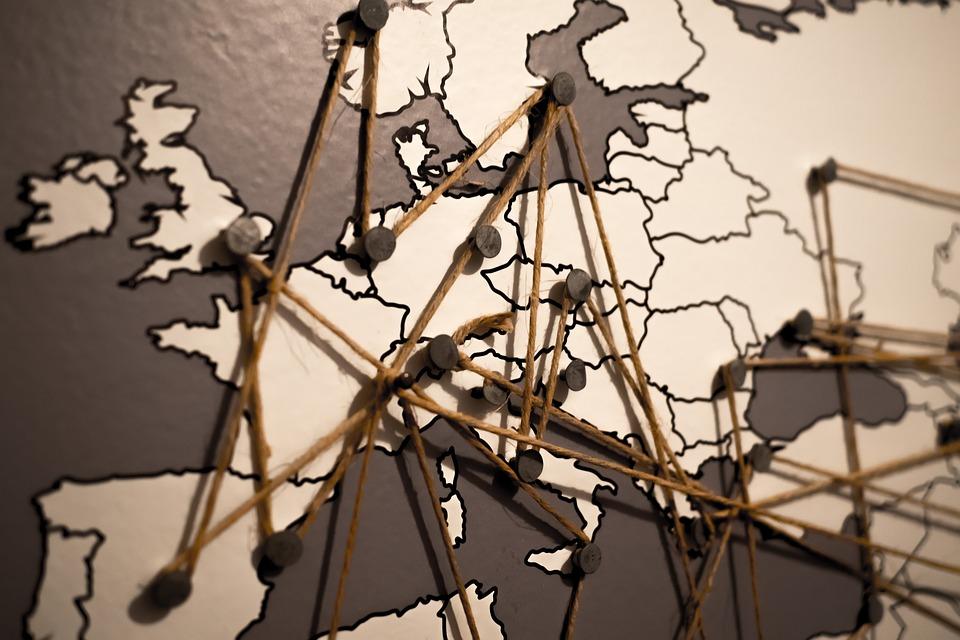 passagem aérea a Europa