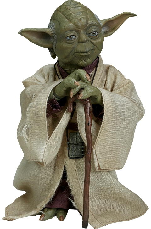 Star Wars Yoda Sixth Scale Figure by Sideshow Collectibles ...