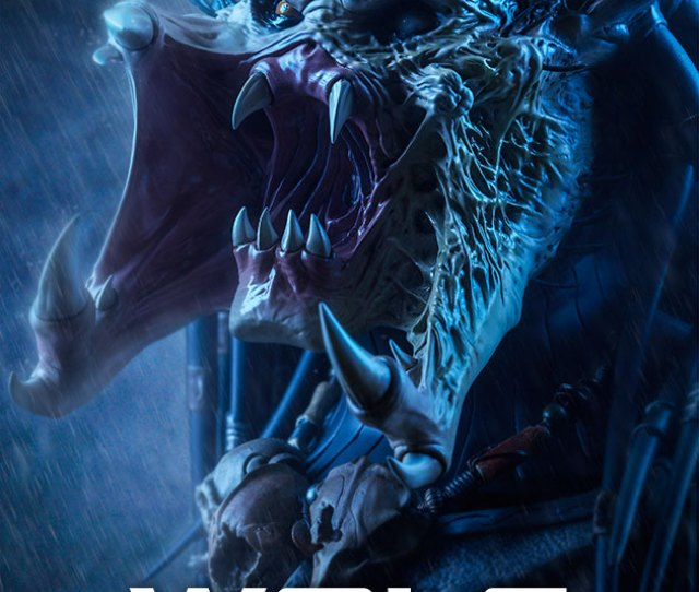Wolf Predator Exclusive Edition