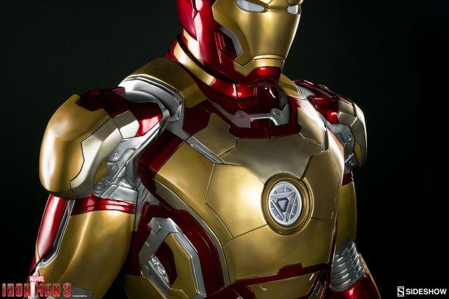 Iron Man Mark 42 Prototype Shown
