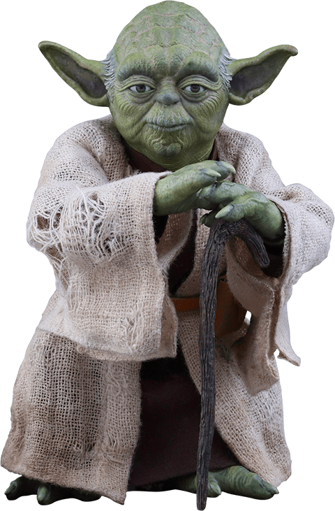 Star Wars Yoda Sixth Scale Figure by Hot Toys | Sideshow ...