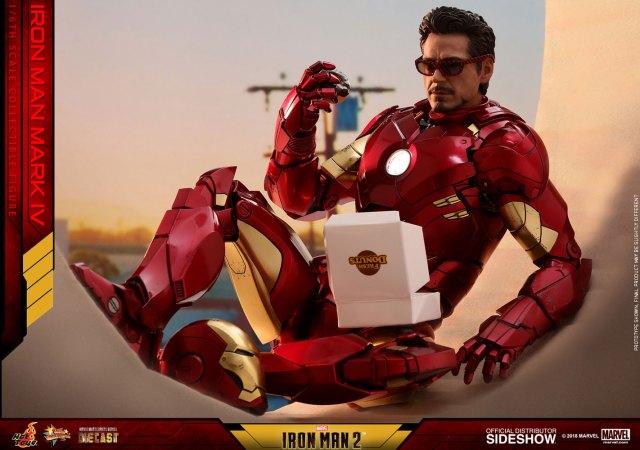 Iron Man Mark Iv Prototype Shown