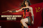 Wonder Woman - Red Son Premium Format™ Figure