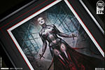 The Hell Priestess Premium Art Print