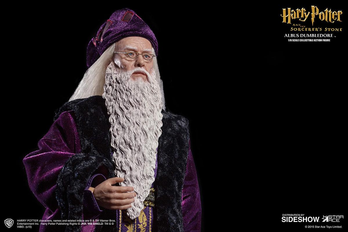 Harry Potter Albus Dumbledore Deluxe Version Sixth Scale