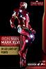 Hot Toys Iron Man Mark XLVI Sixth Scale Figure