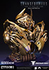 Galvatron Gold Version Bust