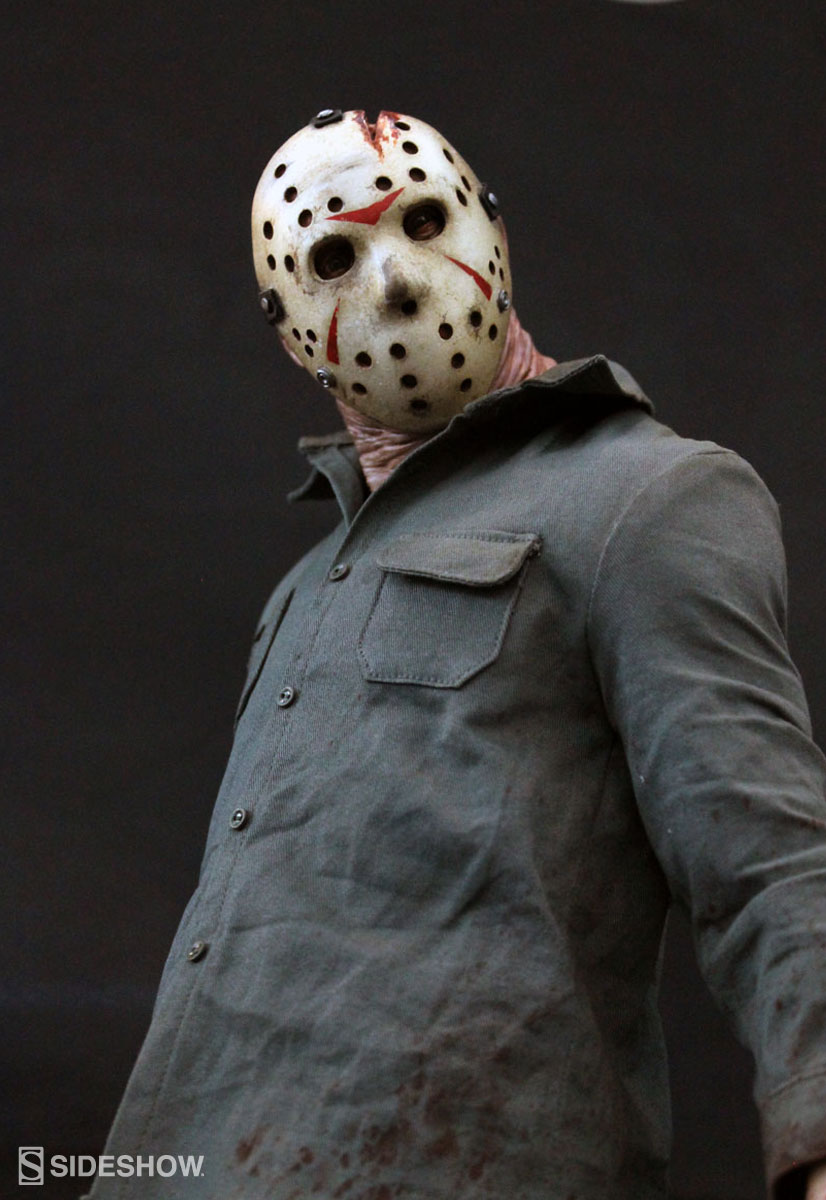 Jason Voorhees Legend of Crystal Lake Premium Format Figure