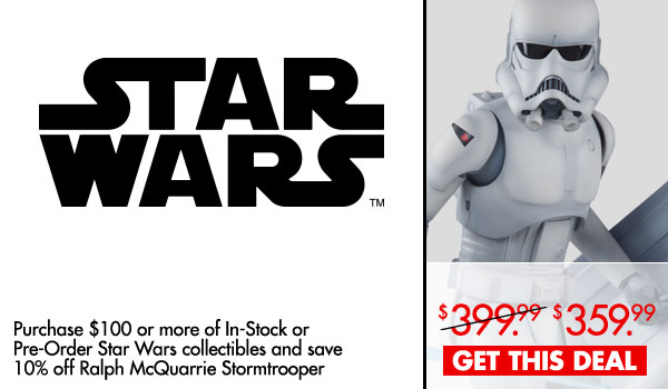 Star Wars Stormtrooper Deal